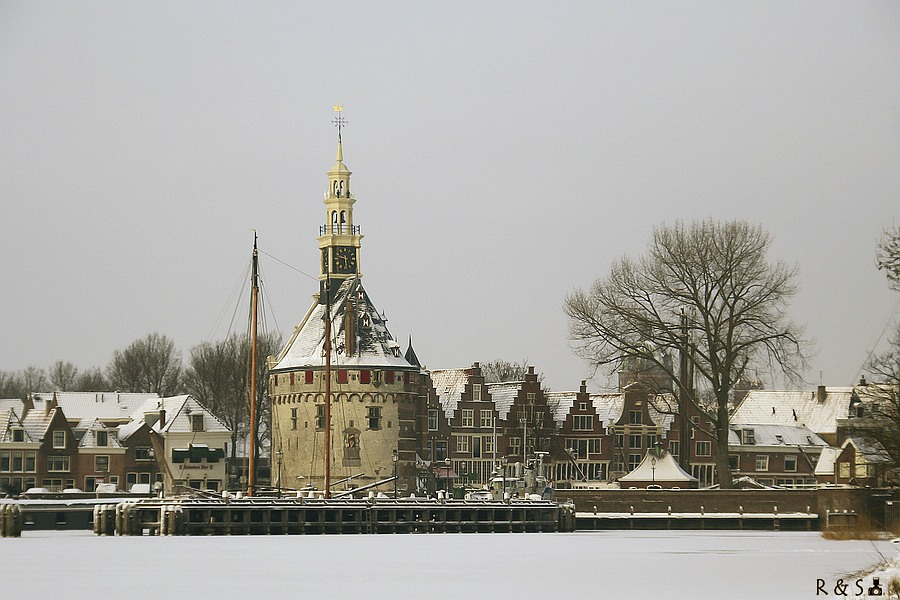033 Hoorn - Winters Hoornse haven