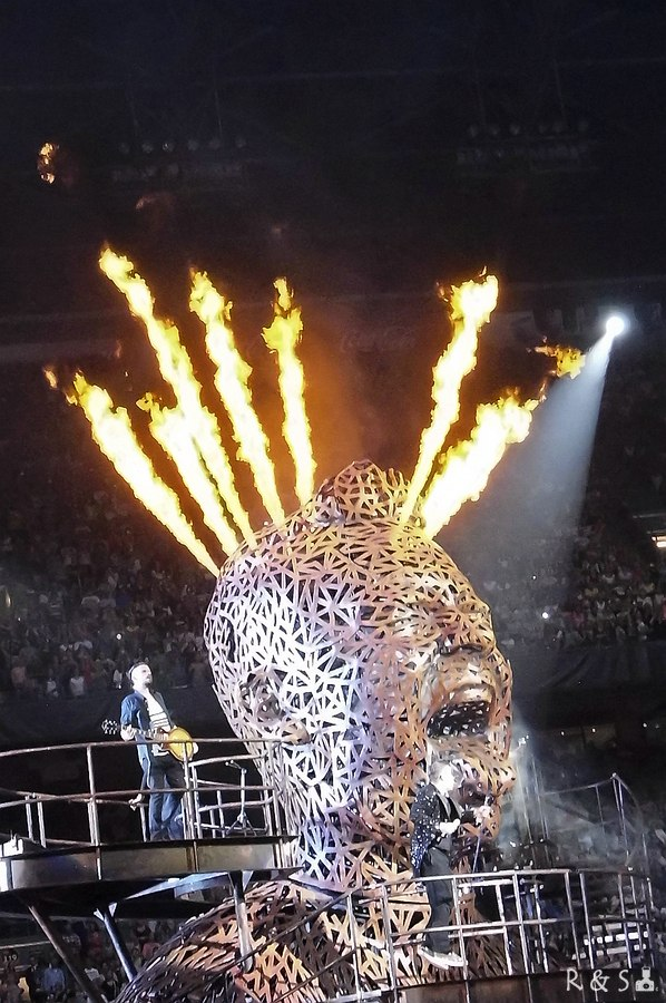 Robbie Williams A'dam 2013